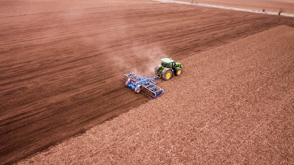 Maralaser, macchinari per l'agricoltura